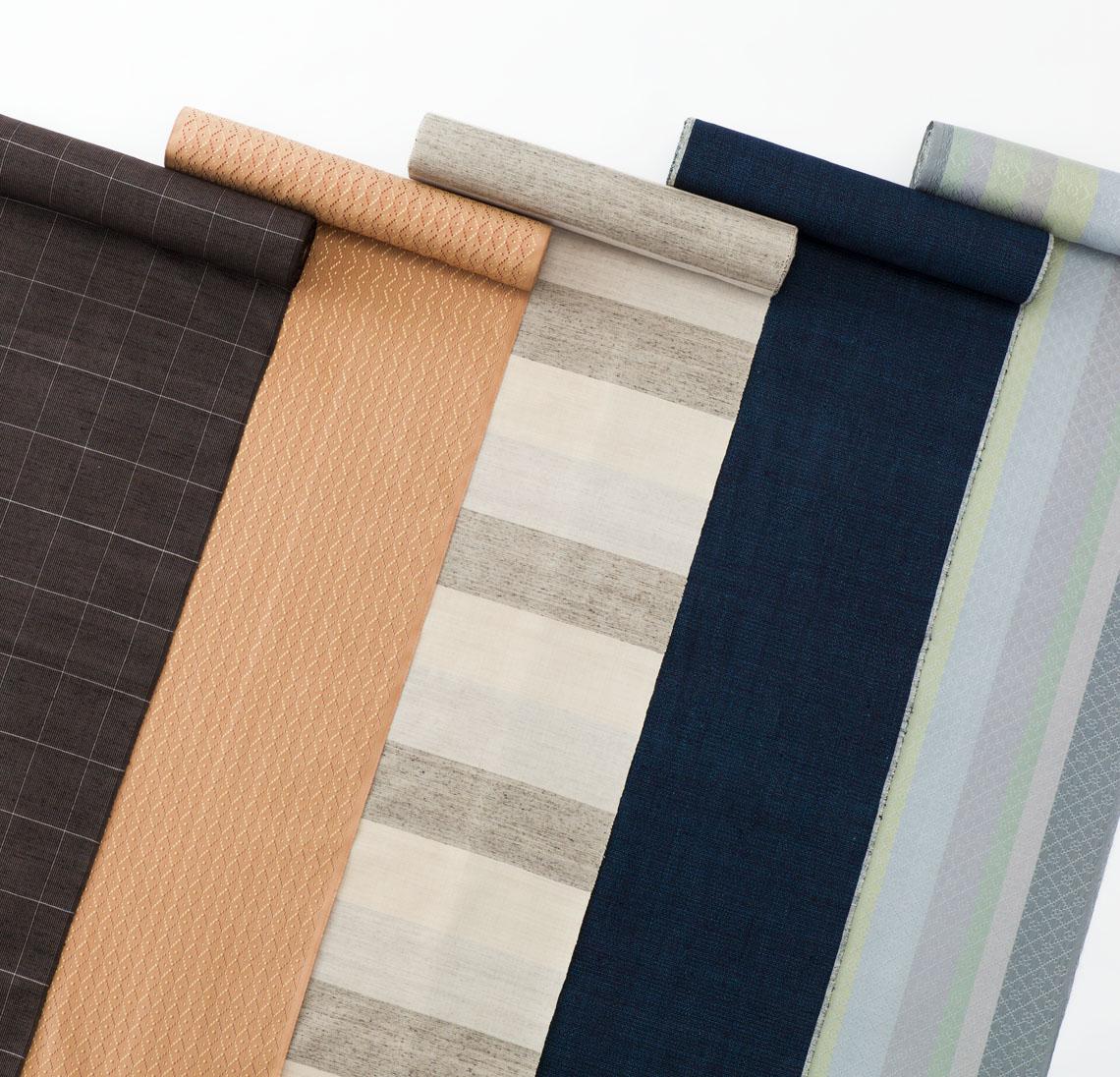 全国紬織物