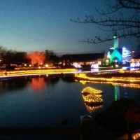 長島温泉「なばなの里」ウインターイルミネーション