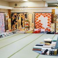 ほの国百貨店催事第5回染織名匠展