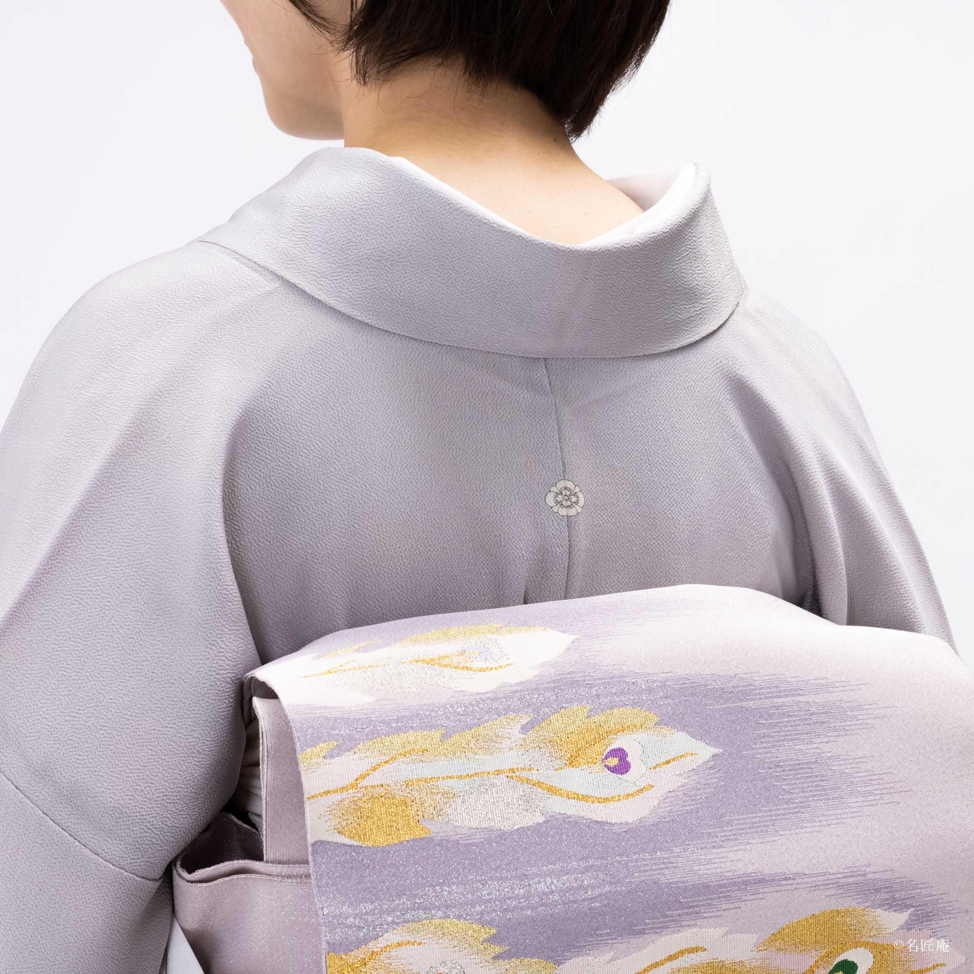 着物 背縫い