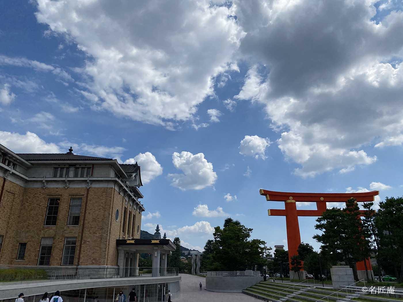 京都でドラえもんに会ってきました